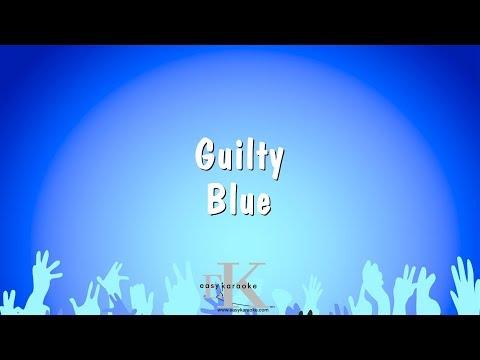 Guilty - Blue (Karaoke Version)