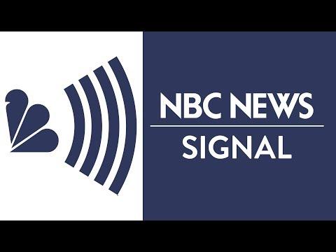 NBC News Signal - October 25th, 2018