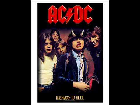 Ac dc - Highway to hell  (instrumental)