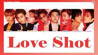 [COLOR CODED/THAISUB] EXO - Love Shot #พีชซับไทย