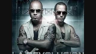 Gracias A Ti (Official Remix) - Wisin y Yandel ft. Enrique Iglesias [La Evolucion]