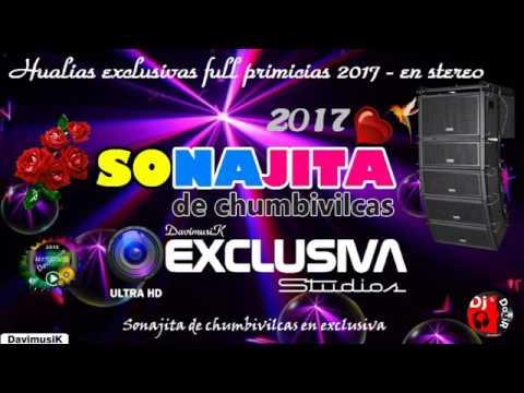 SONAJITA DE CHUMBIVILCAS 2017 MIX EXCLUSIVA STUDIOS PERÚ