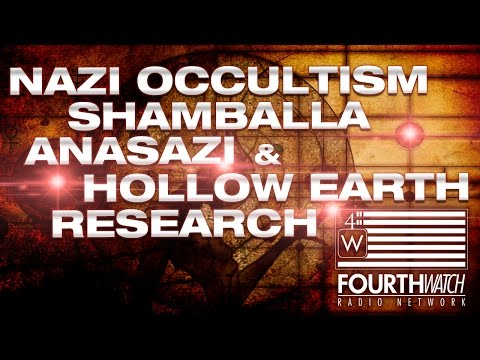 Nazi Occultism, Shamballa, Anasazi & Hollow Earth Research w/Chad Riley & Wes Faull