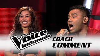 Gaya Keren Judika Nyanyi RnB Untuk Intan | The Blind Audition Eps 8 | The Voice Indonesia 2016