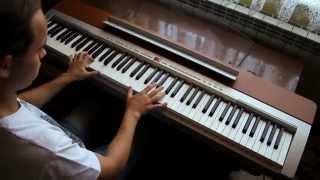 Sylwia Grzeszczak feat. Sound'n'Grace - Kiedy tylko spojrzę - Piano Cover [HQ] [50fps]