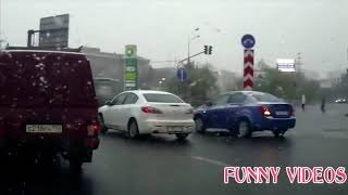 TOP BEST FUNNY CAR ACCIDENTS IN THE WORLD0 SUPER FUNNY