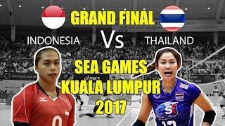 Download Video Kecerdikan Aprilia Manganang Vs Thailand | SEA GAMES Kuala Lumpur Malaysia 2017 MP3 3GP MP4