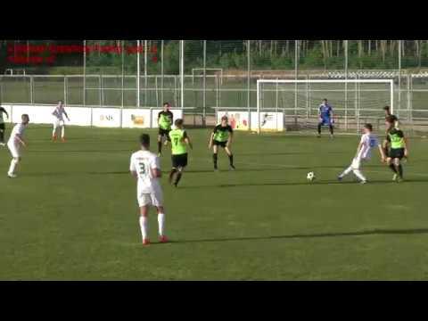 Halmosi Zoltán Vas Megyei Kupa 2017/2018 - Döntő
