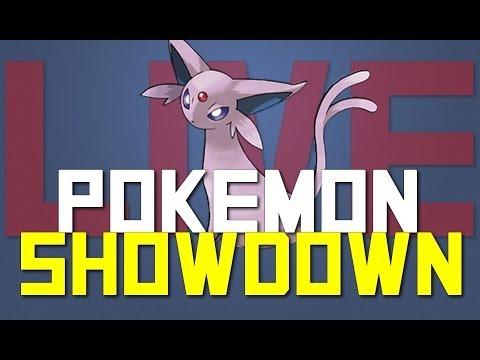 LIVE- POKEMON SHOWDOWN- 15/11 - LINK DA SALA NA DESCRIÇÃO