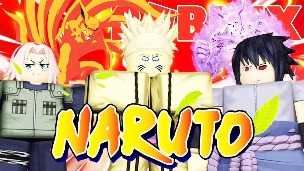 Roblox - THỬ GAME NARUTO MÌNH XÂY LÀNG LÁ ĐÀO TẠO ĐỘI QUÂN NINJA HÙNG MẠNH -(CODE) Naruto War Tycoon