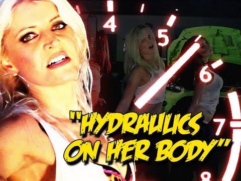 HYDRAULICS ON HER BODY Ft. Jasmine Meakin & Mega Jam