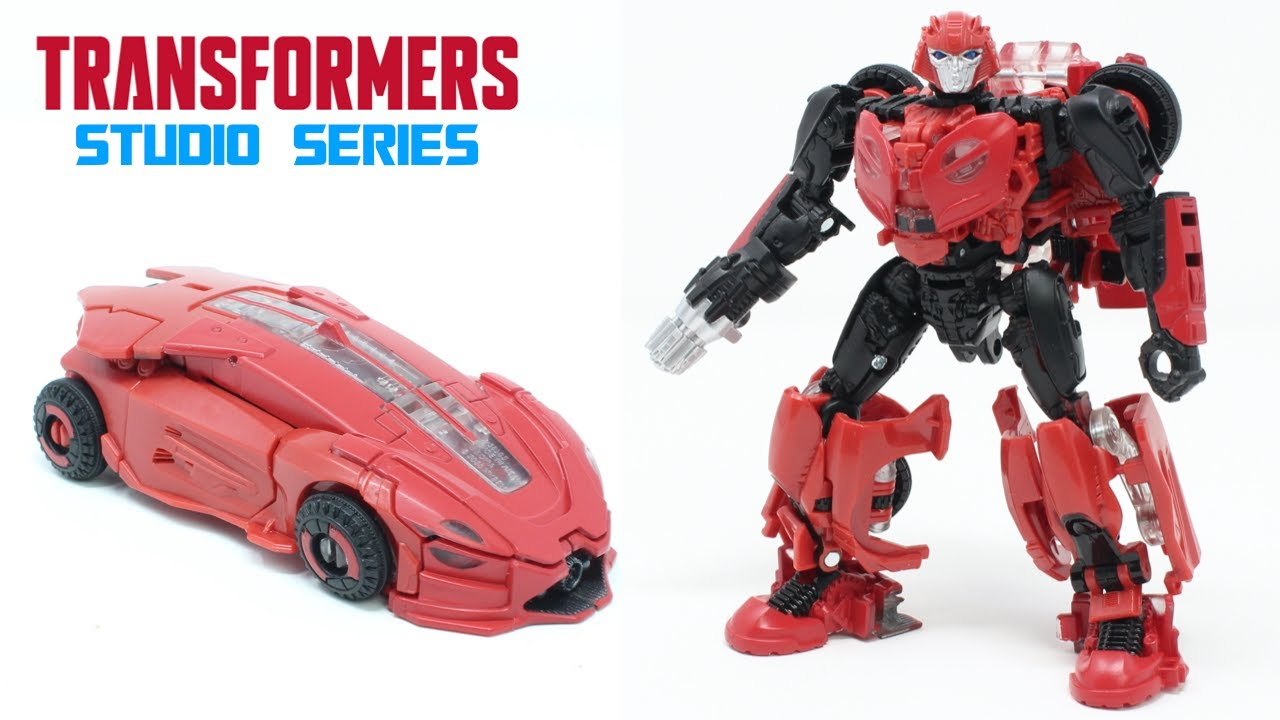 Transformers Studio Series SS-64 Cliffjumper In-Hand Review by PrimeVsPrime