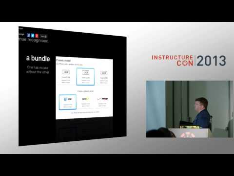 Business Intelligence/Visualization and Canvas | InstructureCon 2013