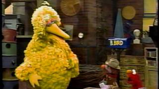 Opening to Sesame Street: Play-Along Games and Songs 1986 VHS [True HQ]