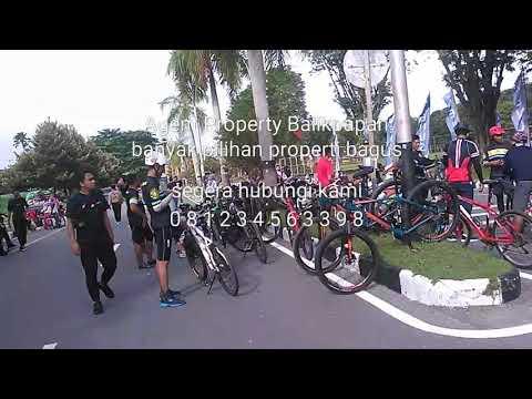 Komunitas gowes sepeda Balikpapan 081234563398 Car Free Day Ulang tahun Kaltim Post Balikpapan