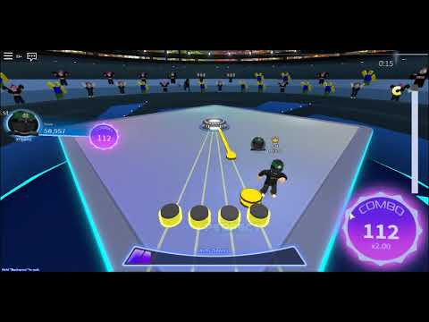 RoBeats Gameplay Renai Circluation (88.48 Acc A)