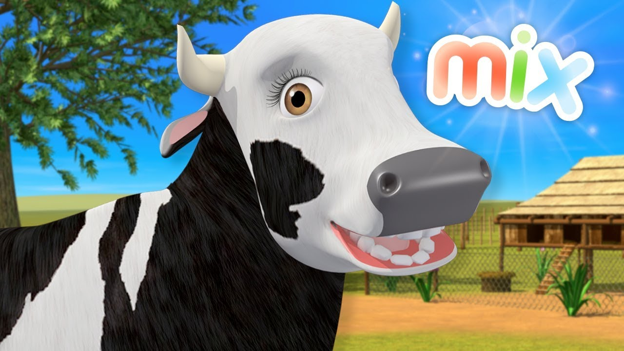 La Vaca Lola y Más Canciones Infantiles de La Granja de Zenón | El Reino Infantil