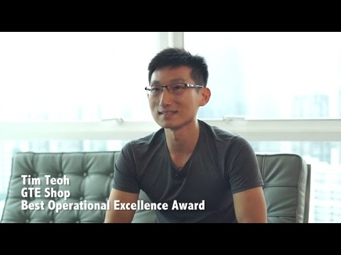 Lazada Malaysia Seller Testimonial: Best Operational Award - GTE Shop