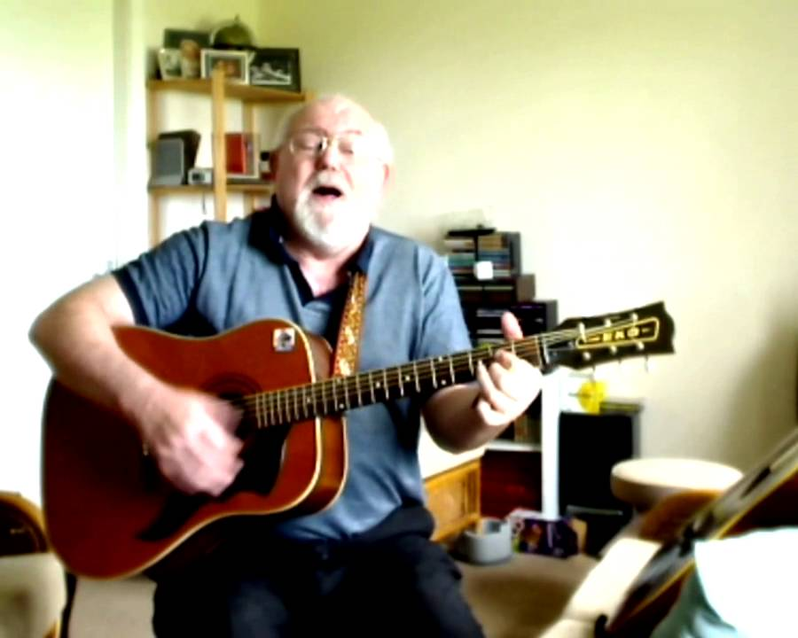 Guitar I Am Bound For The Promised Land Including Lyrics And