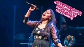 Halka Halka _ Sunidhi Chauhan _ Live Concert in Narayanganj Club