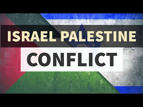 What is Israel Palestine Conflict  - Burning Issues for  IAS