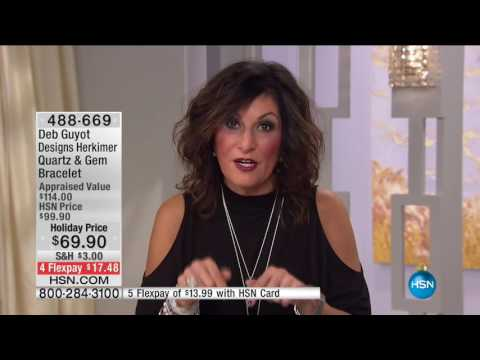HSN | Designer Gallery with Colleen Lopez Jewelry 10.25.2016 - 07 PM