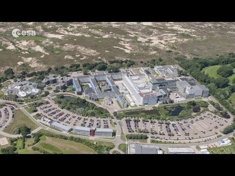 ESTEC: ESA's Space Research and Technology Centre