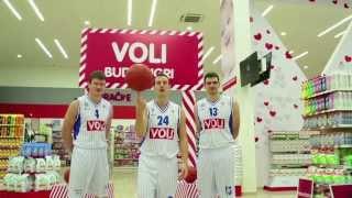 VOLI spot - Capin, Vitkovac , Sehovic, Ivanovic - PUN POGODAK