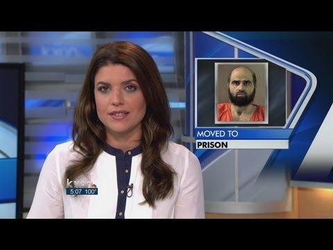Hasan sent to Fort Leavenworth death row