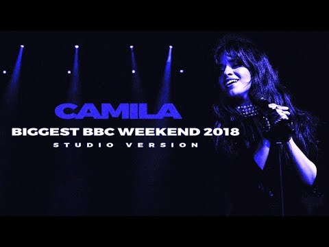 Camila Cabello-Havana+Visuals (Live Studio Version)