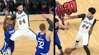 Nba 2k18 mycareer -  breaking assist record! jumpman poster dunk on blake! ep. 37