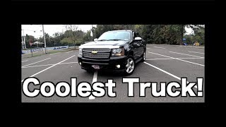 2007 - 2013 Chevrolet Avalanche Review - The Best Pickup Truck