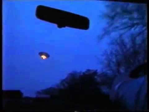 Richard Branson - UFO over London - 1989