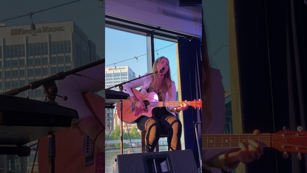 """Taylor Lamborn at the Music Box Supper Club in Cleveland 7-2-20 """"Fine"""""""