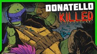 TMNT Bebop & Rocksteady KILLED Donatello! (IDW Comics) Ninja Turtles BEST MOMENTS