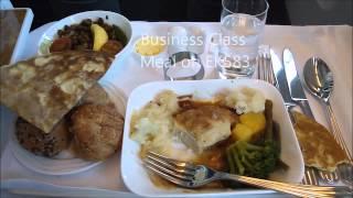 Emirates Flight Report | EK583 Dhaka to Dubai in Business Class