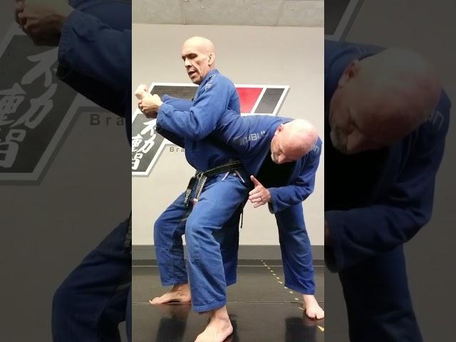 Tuesday Training Tip: Hair Grab Defense