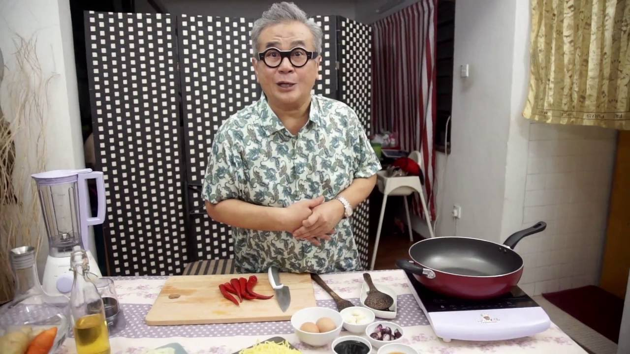Mee Goreng Melayu Daripada Chef Haji Ismail