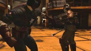 «Первый мститель» - Капитан Америка (русские субтитры)