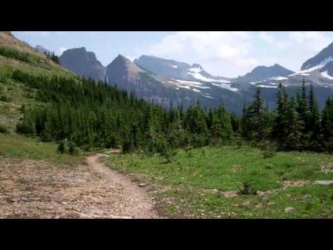 Glacier National Park - Many Glacier Loop