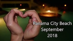 Panama City Beach Florida September 2018