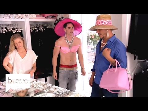 Vanderpump Rules: Jax and Sandoval Try on Lisa Vanderpump's Clothes (Season 5, Episode 14) | Bravo