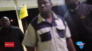 security attacks uj students and media at petrol station