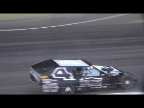 Modified Heat 1 @ Hancock County Speedway 06/20/17