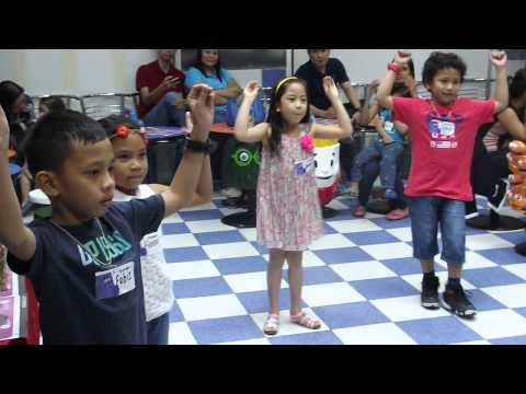 Fabio's 7th Birthday Party at McDonald's Al Sadd, Doha, Qatar - Part2