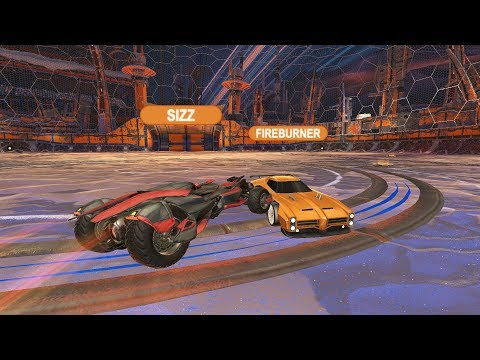 SIZZ IS THE LUCKIEST PLAYER TO TOUCH ROCKET LEAGUE | 2'S W/ SIZZ thumbnail