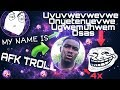 """NEBULOUS - AFK TROLLING """"MY NAME IS..."""" (FUNNY MOMENTS + DESTROYING TEAMS)"""