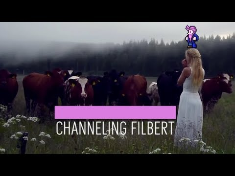 Channeling Filbert - all scenes (Yogscast Druidaria Season 1)