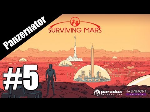 Autonomous Mining Is Awesome! Surviving Mars Gameplay - Episode 5