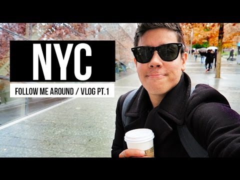 DAY IN THE LIFE (IN NEW YORK CITY) #TRAVELOG | JAIRWOO